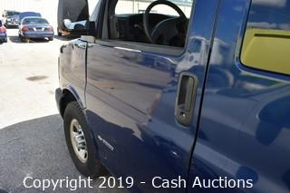 2004 Chevrolet 2500 Express Van
