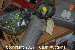 Lot of Misc. Mechanical Parts & Equipment
