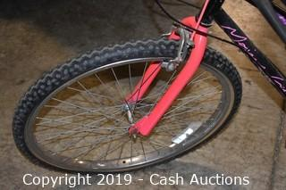 Huffy Mojave Gulch Women's  Mountain Bike
