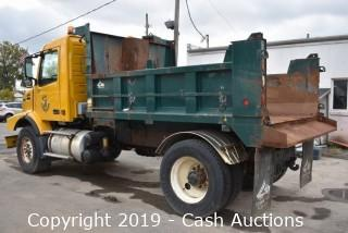 2004 Volvo VHD Single Axle Dump (Truck 257)