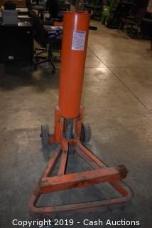 Central Hydraulic 2 Ton Frame Lift