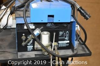 OTC 3400 4 Gas Analyzer w/ Cart & Printer