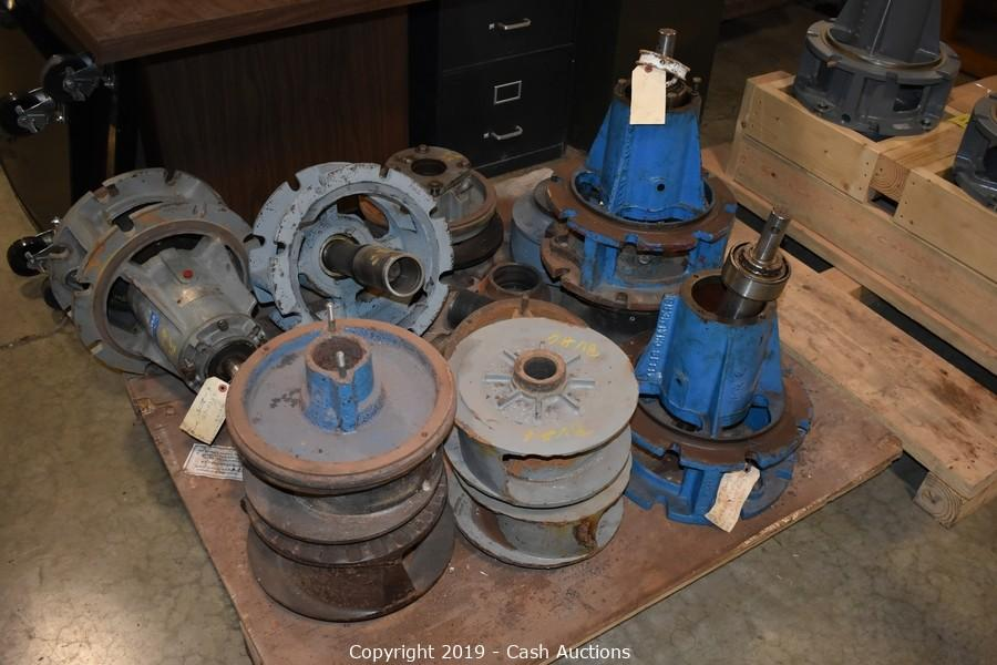 Surplus Tools at The Erie County Warehouse