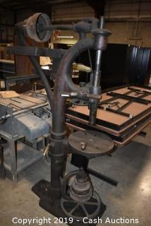 Large Manual Press