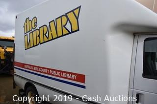 2011 Ford E-350 Library Van