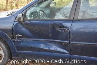 PARTS ONLY 2003 Pontiac Vibe in Evans, NY