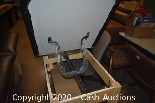 (1) Electric Medical Exam Table