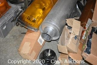 Large Lot of Misc. Automotive Equipment