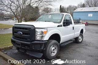2015 Ford F-250 4X4