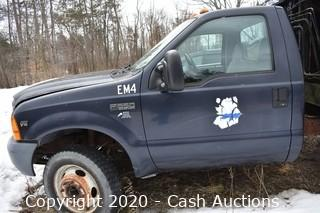 1999 Ford F-550 Packer