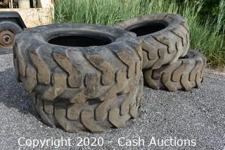 (4) Prime-X Power Traction Tires