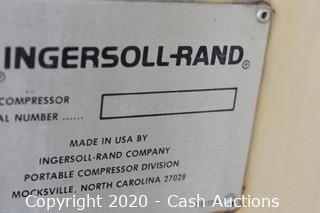 Ingersoll Rand 175 Mobile Air Compressor