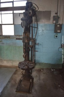 GE Belt Driven Drill Press