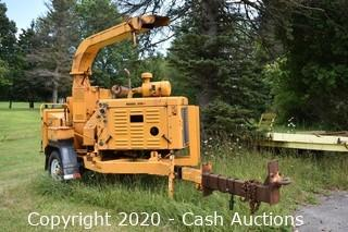 1991 Brush Bandit 200+ Chipper