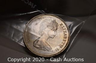 1981 Prince Charles & Lady Diana Coin