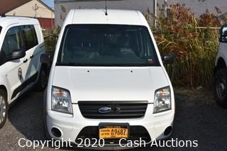 2011 Ford Transit Connect XLT VIN: NM0LS6BN4BT064916