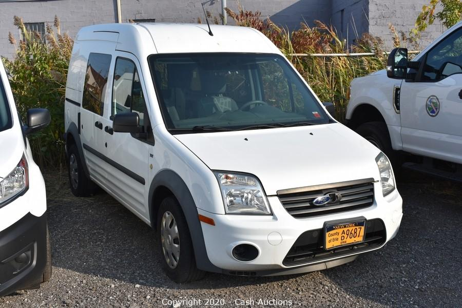 2011 Ford Transit Connect from Erie County