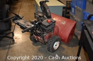 Toro Power Shift 1232 Snowblower