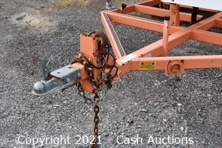 2008 Wanco (Admar) Sign Trailer BILL OF SALE ONLY