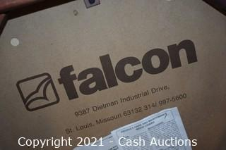 (20) Falcon Cushioned Chairs