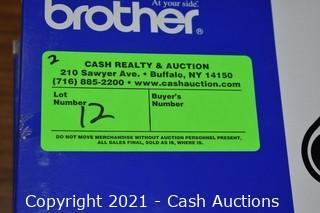 (2) Brother PC-301 Printer Ink