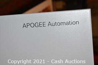 Siemens Apogee Automation Electrical Box