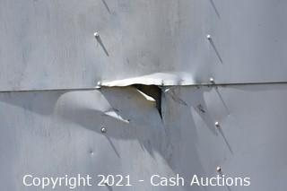 Cargo Trailer BILL OF SALE ONLY!