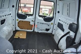 2010 Ford Transit Connect VIN: NM0LS7DN1AT011303
