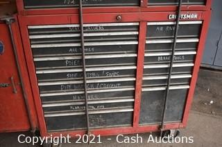 Craftsman Tool Chest on Casters