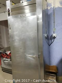 Traulsen AHT1-32WUT Upright Stainless Refrigerator