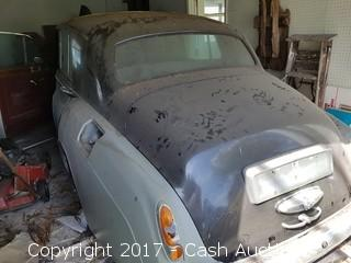 1950s Bentley R Type (Parts only!)